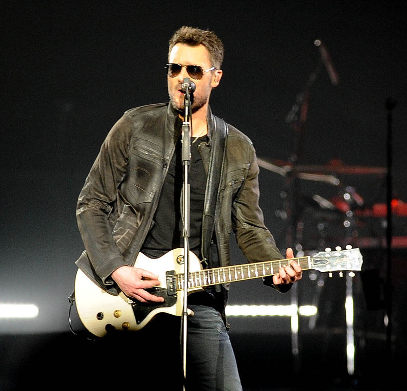 """Eric Church's """"Holdin' My Own Tour"""" – American Airlines Center (2/3/17)"""