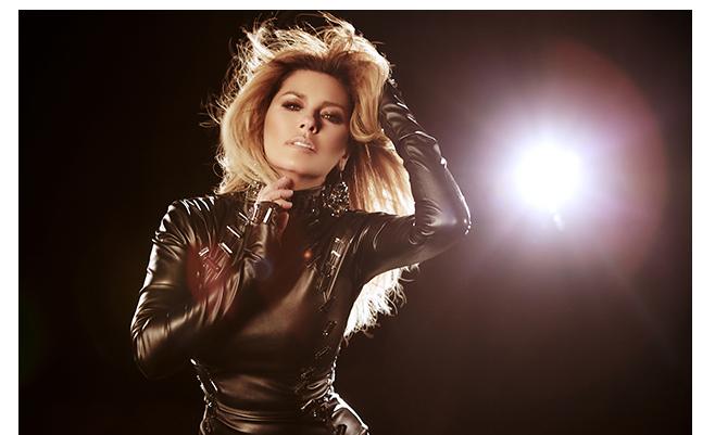 Shania Twain Starring in A New Movie with John Travolta