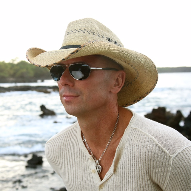 Kenny Chesney's new live album with feature Taylor Swift & Zac Brown