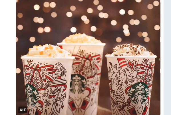 You Can Get Your Holiday Starbucks Fix At The Grocery Store This Year