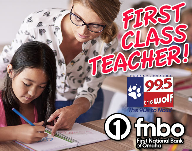 First Class Teacher!