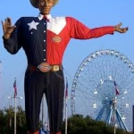 Who Wants To Work With Big Tex???