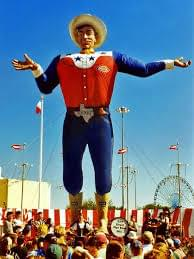 Big Tex is Inspiring Your Valentines Day Menu This Year!