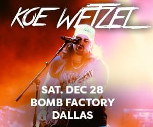 Koe Wetzel   Bomb Factory   12.28.19