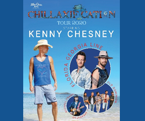 Kenny Chesney | New Date: August 7, 2021