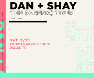 Dan + Shay: The (Arena) Tour 2020 | 3.21.20