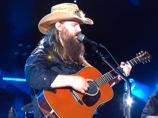 Chris Stapleton & Willie Open Up The New Globe Life Field