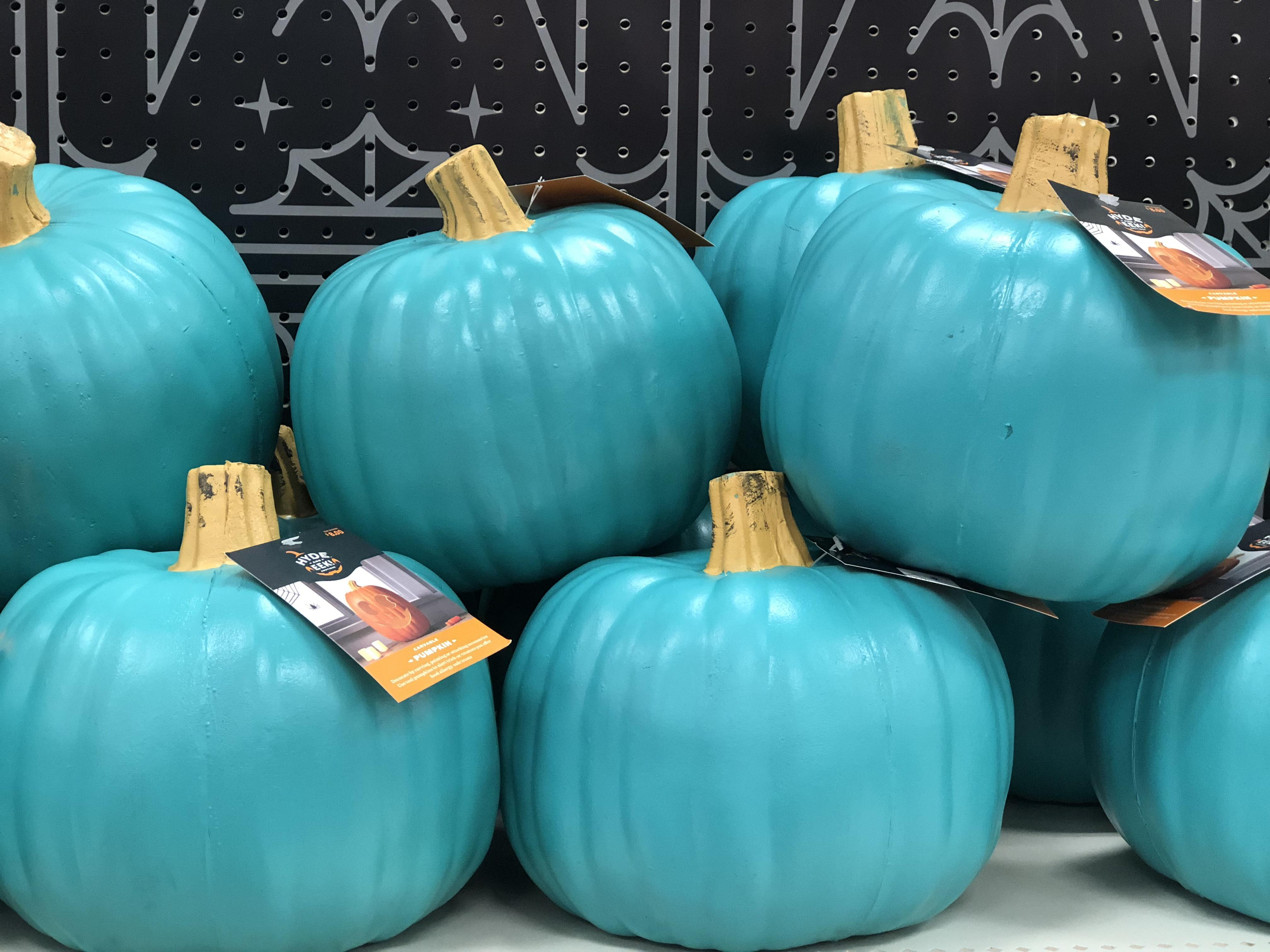 Keep An Eye Out For Blue Halloween Buckets This Halloween