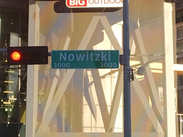 The Wolf Is Proud To Now Be Located On Dirk's Street.