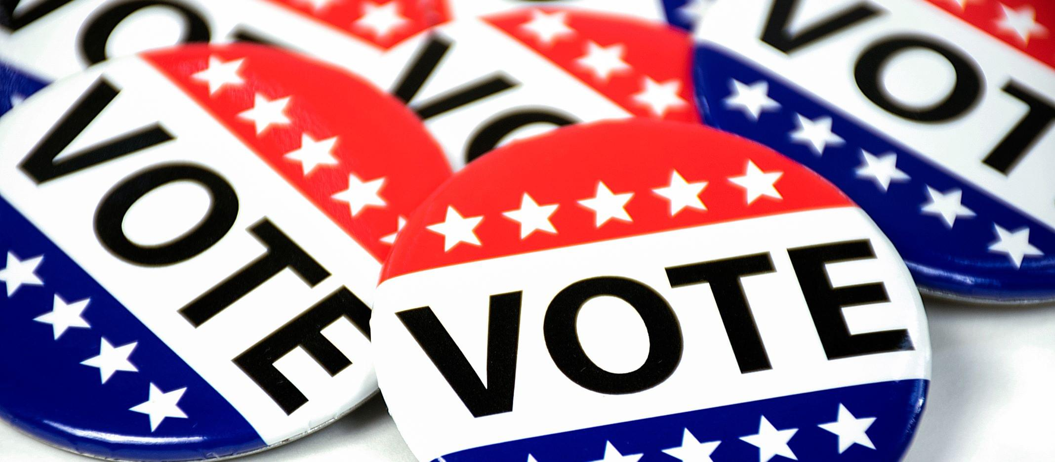 It's Election Day!  Here's What Is On The Ballot