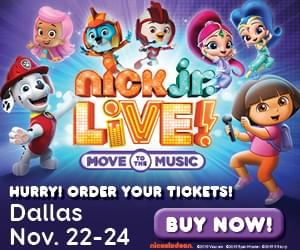 Take Your Family to Nick Jr. Live!