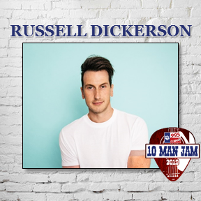 Listen To Our Chat With 10 Man Jam Star Russell Dickerson!