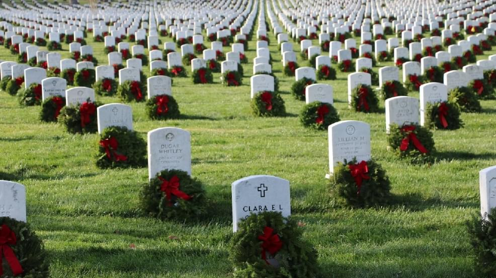 You Can Help With The Wreath Shortage At DFW National Cemetery