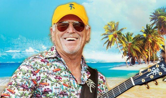 Jimmy Buffett Is Coming To Dos Equis Pavilion