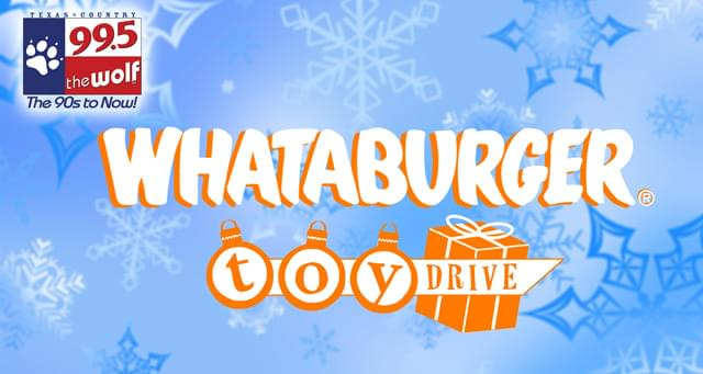 Who Can Collect The Most Toys — Lisa Taylor or Mark Phillips? Whataburger Toy Drive Challenge!