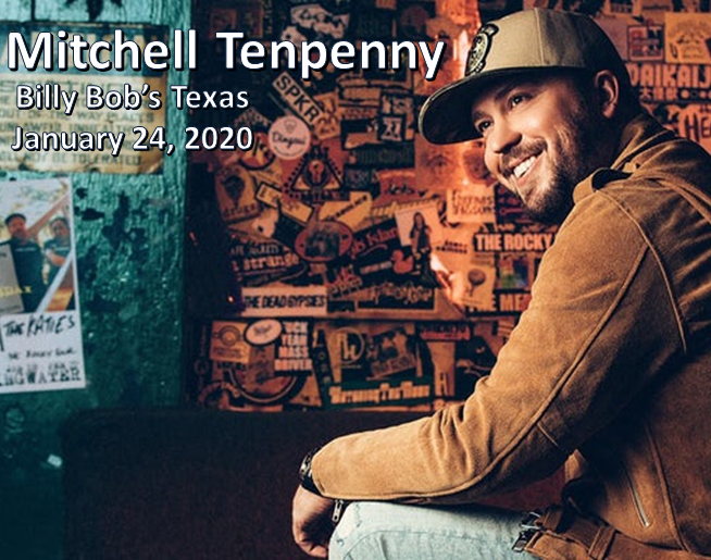 Win tickets to see Mitchell Tenpenny!