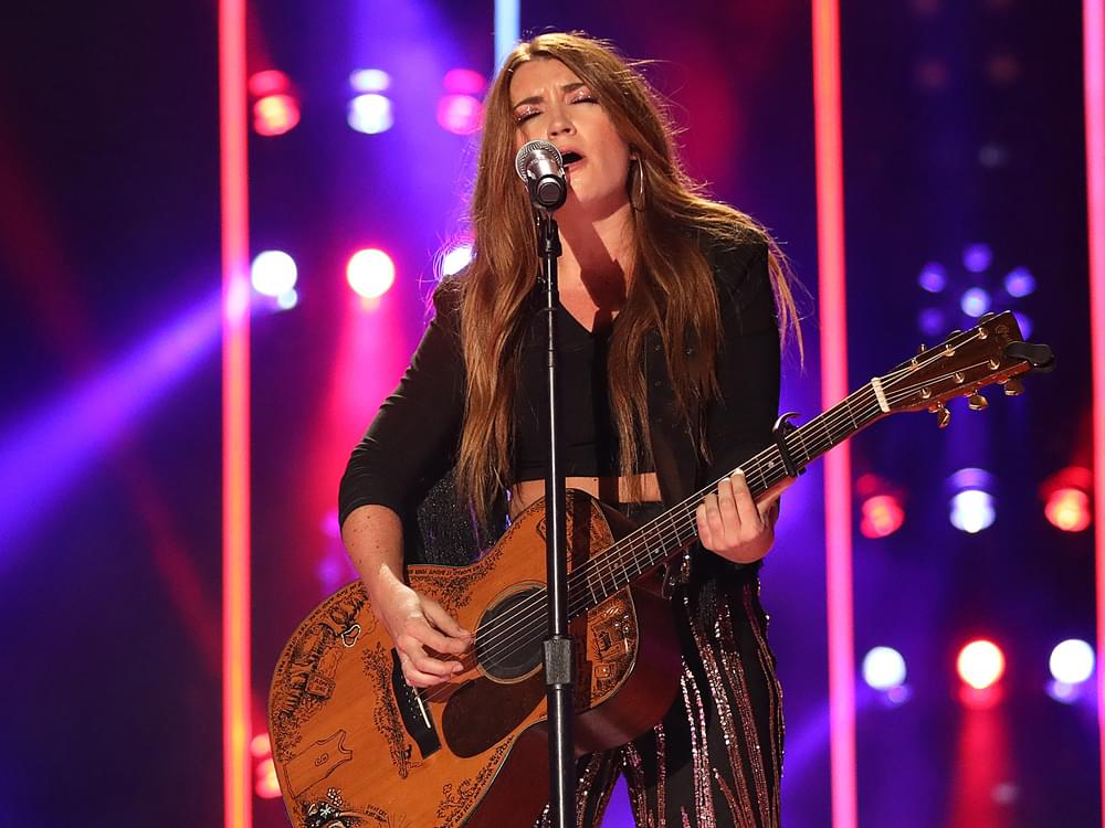"""Tenille Townes to Release Debut Album, """"The Lemonade Stand,"""" This Spring"""