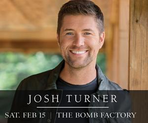 Wolf Winning Weekend: Josh Turner Tickets!