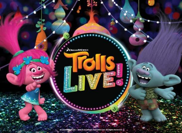Win Tickets to Trolls Live!