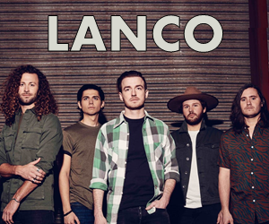 Win tickets to see LANCO!