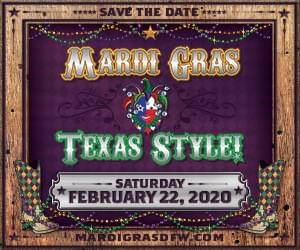 Win a VIP Experience at Mardi Gras Texas Style from Coors!