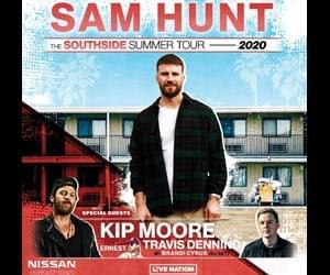 Sam Hunt | Dos Equis Pavilion | 9.12.20