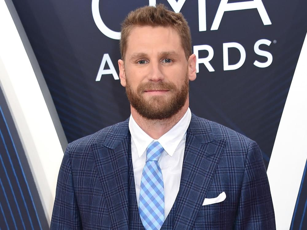 "Chase Rice's ""The Album Part 1"" Debuts at No. 6 on Billboard Chart After ""The Bachelor"" Blowup"