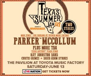 Texas Summer Jam III | Toyota Music Factory | 6.13.20
