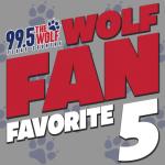 "Your ""Drink Wine Day"" Wolf Fan Favorite 5 Countdown"