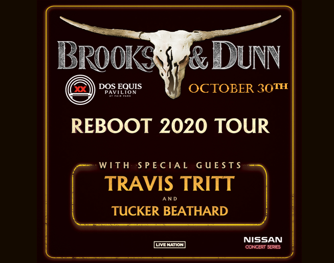 Brooks & Dunn | Dos Equis Pavilion | NEW DATE: 10.30.20