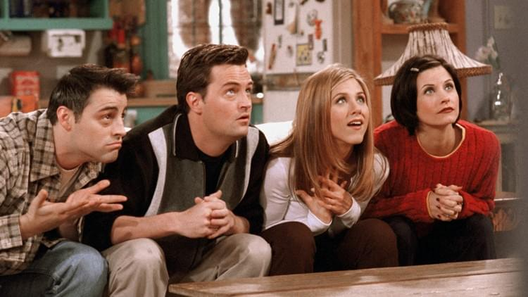 Friends Reunion Coming To HBO Max
