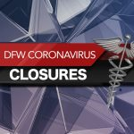 Dallas-Fort Worth Business closings