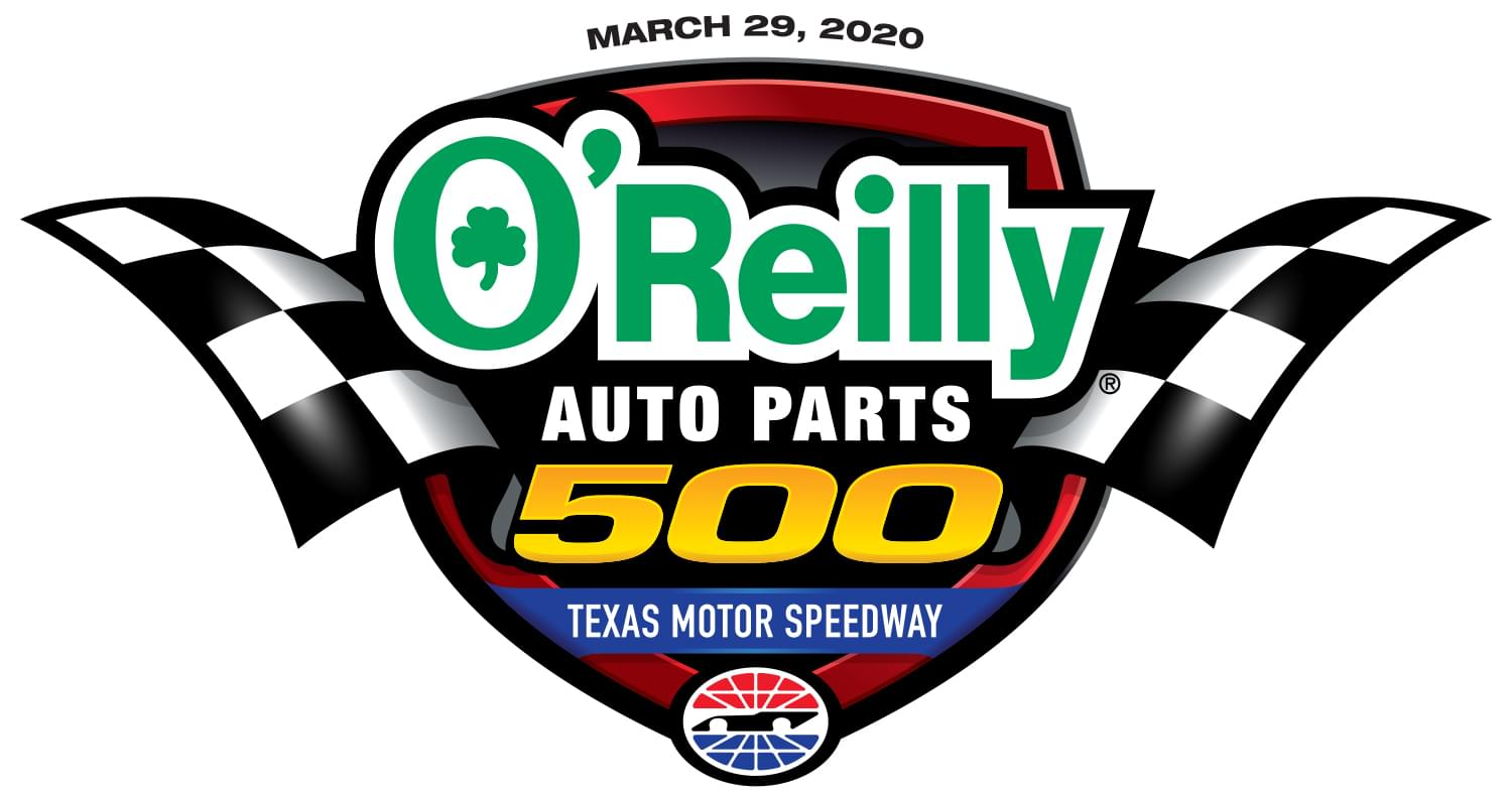 NASCAR O'Reilly Auto Parts 500 Race Weekend March 27-29 at Texas Motor Speedway Postponed