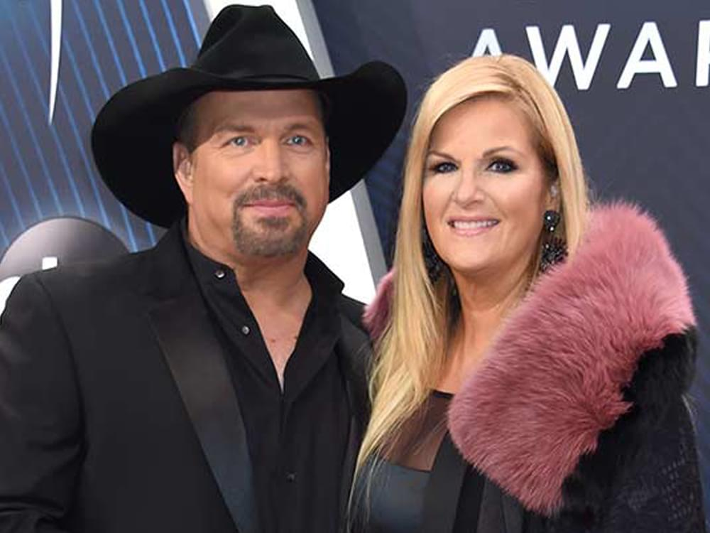 April 1: Live-Stream Show Calendar With Garth Brooks, Trisha Yearwood, Lindsay Ell, Drake White & More