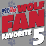 """Your """"Find A Rainbow Day"""" Wolf Fan Favorite 5 Countdown"""