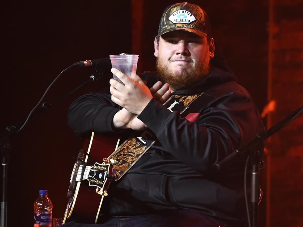 April 6: Live-Stream Show Calendar With Luke Combs, Jo Dee Messina, Ashley McBryde & More