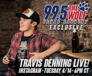 Watch Our Exclusive Chat with Travis Denning!