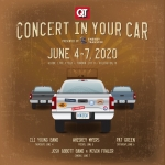 "Texas Rangers Announce The ""Concert In Your Car"" Texas Music Concert Series"
