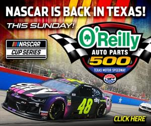 Win Tickets to the O'Reilly Auto Parts 500!