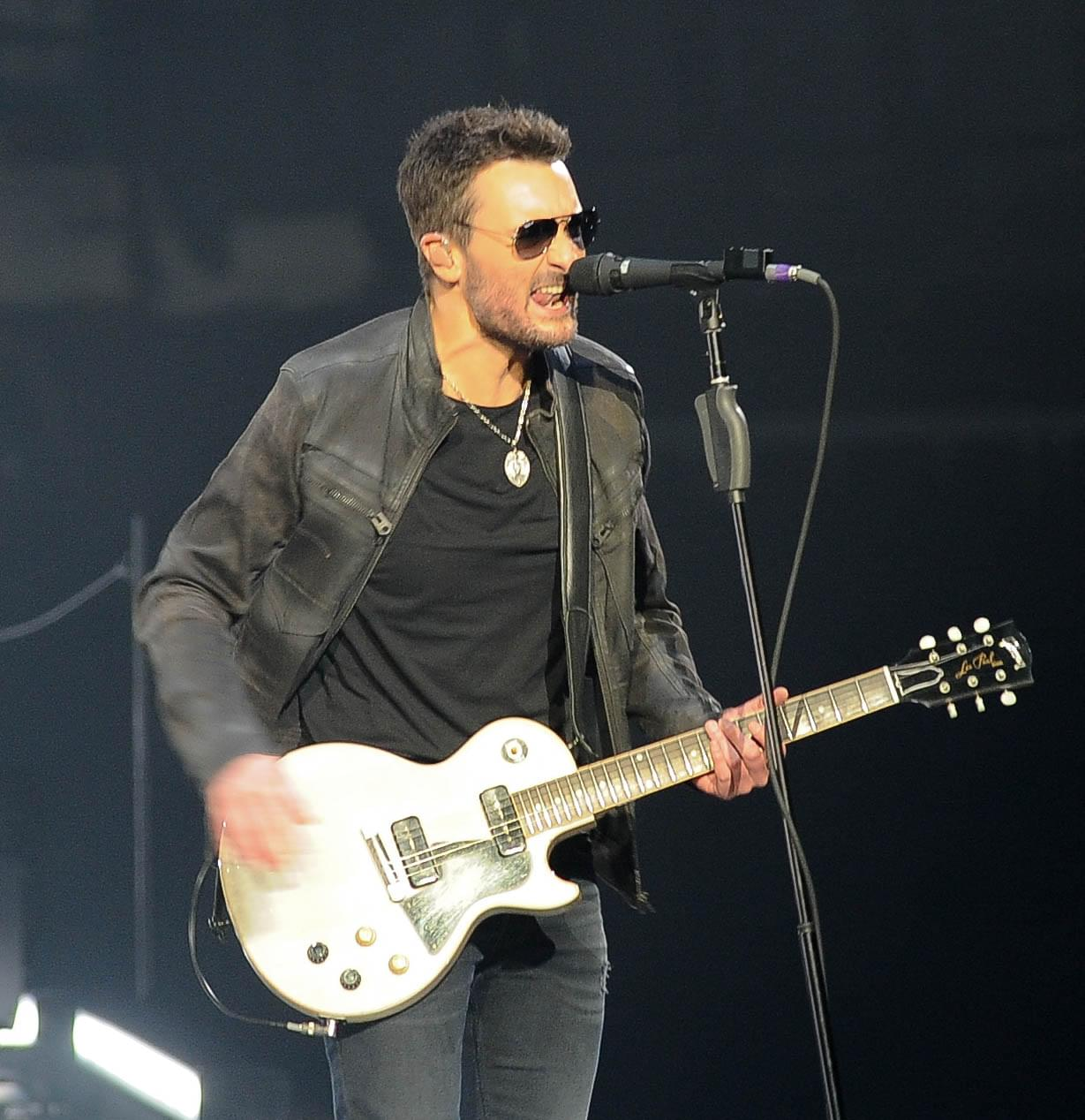 Eric Church Now Has His Own Brand Of Whiskey!