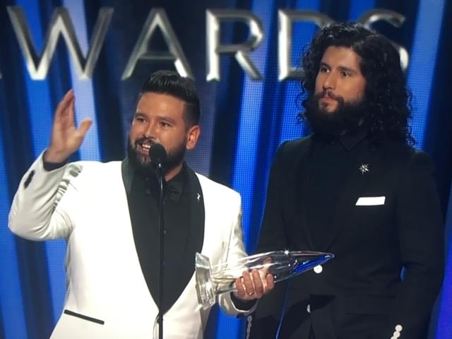 Dan + Shay Reschedule Their Show At The AAC!