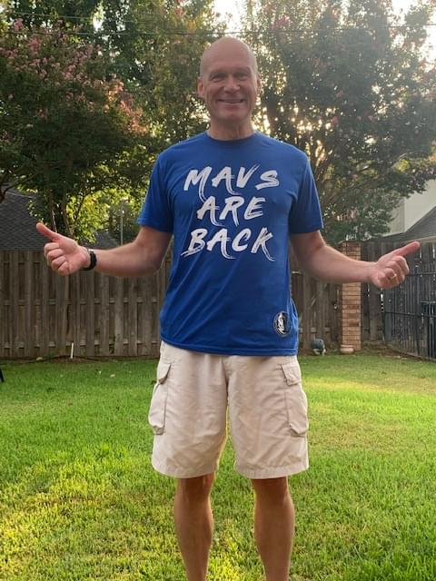 The Mavs Are Back In The Playoffs!!! Go Mavs!