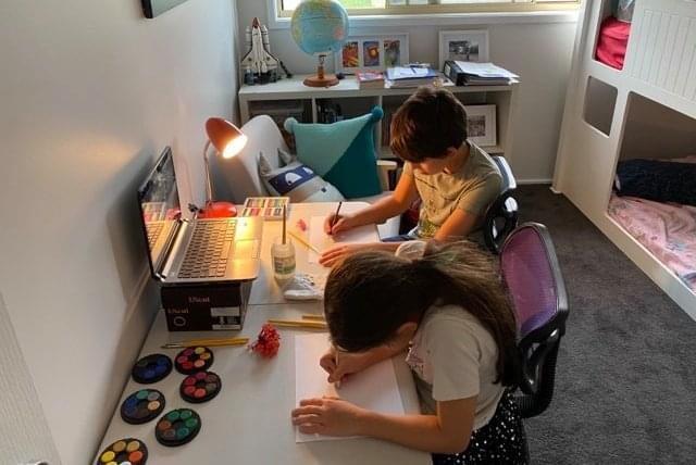 Great Tips To Help Your Kids Learn From Home