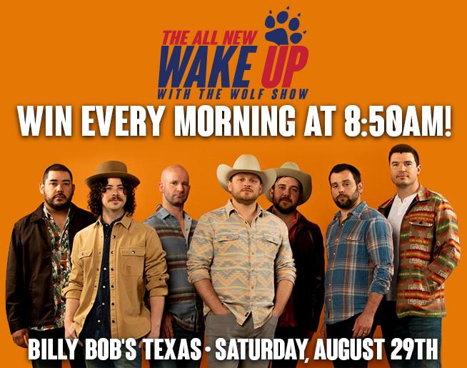 See Josh Abbott Band Live at Billy Bob's!
