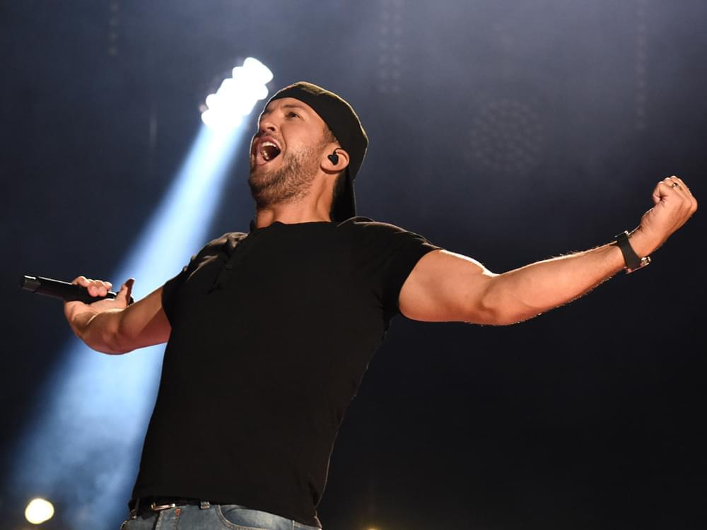 Boxers Or Briefs? Luke Bryan And His Wife Caroline Are Doing TV Ads For Jockey Underwear