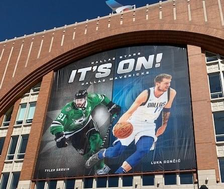 What A Fun Time To Be A Sports Fan! Go Mavs! Go Stars!
