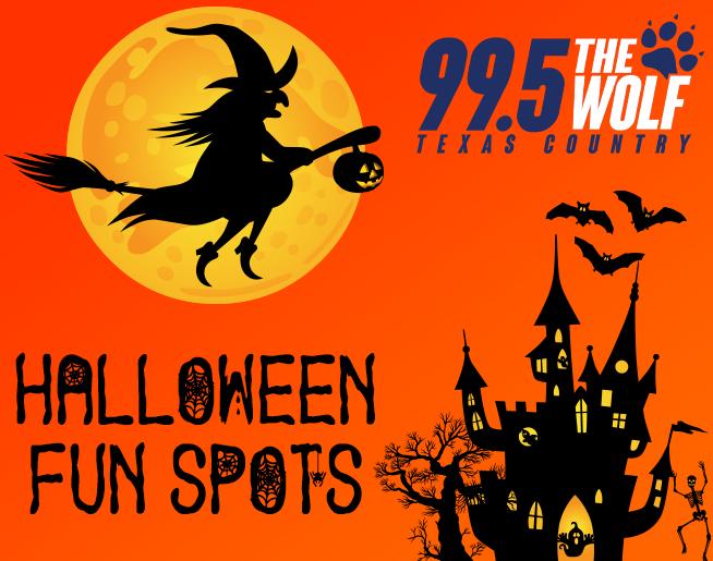DFW Halloween Fun Spots