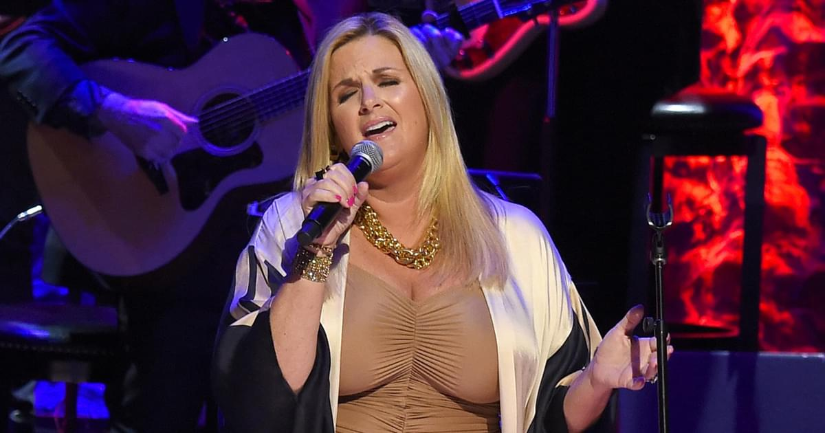 """Trisha Yearwood to Perform """"I'll Carry You Home"""" During ACM Awards In Memoriam"""