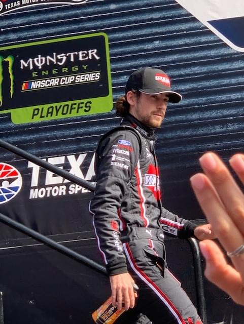 Country Stars and Race Cars Podcast: NASCAR Driver Ryan Blaney