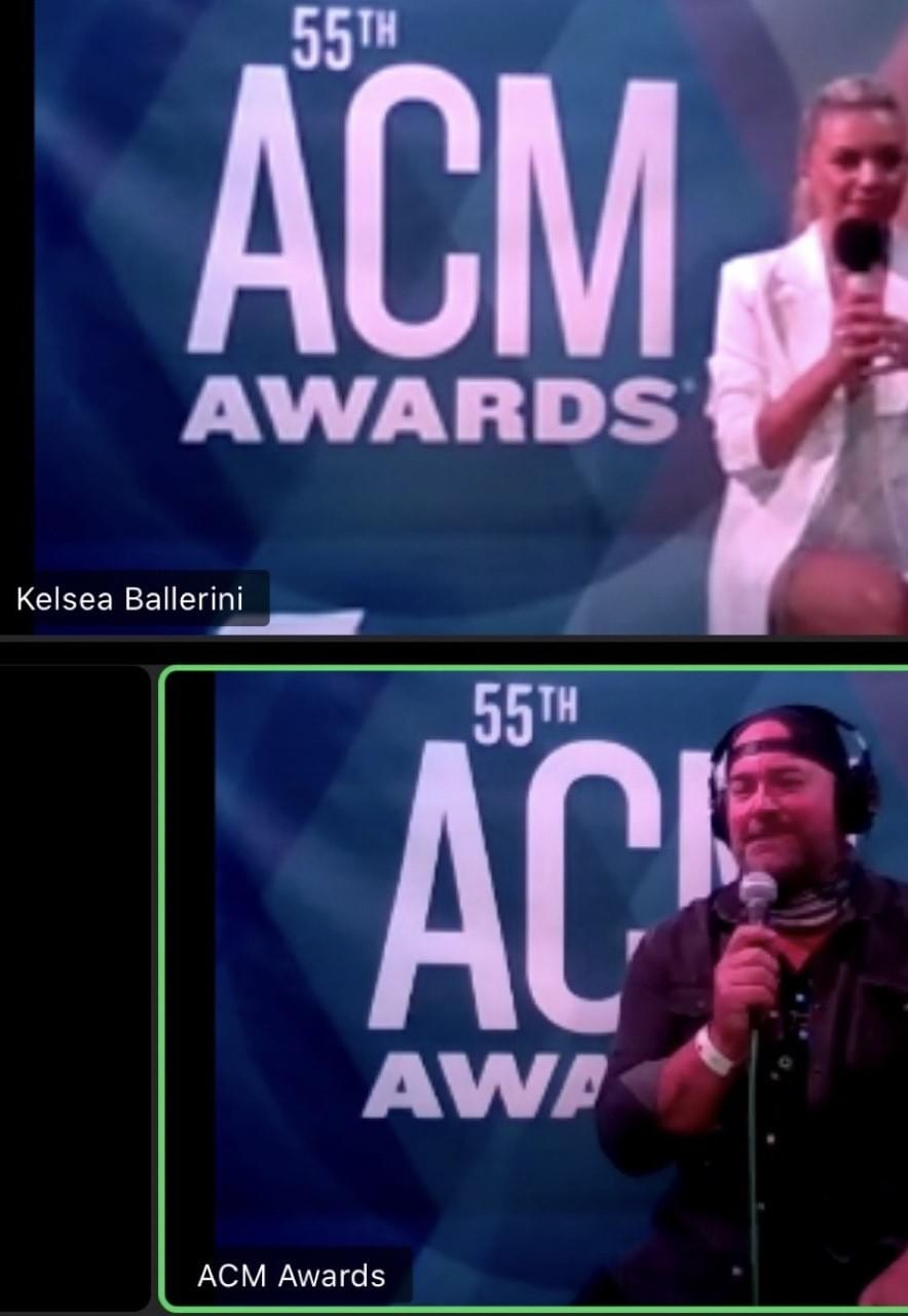Live From ACM Radio Row: Conversations With Lee Brice And Kelsea Ballerini!